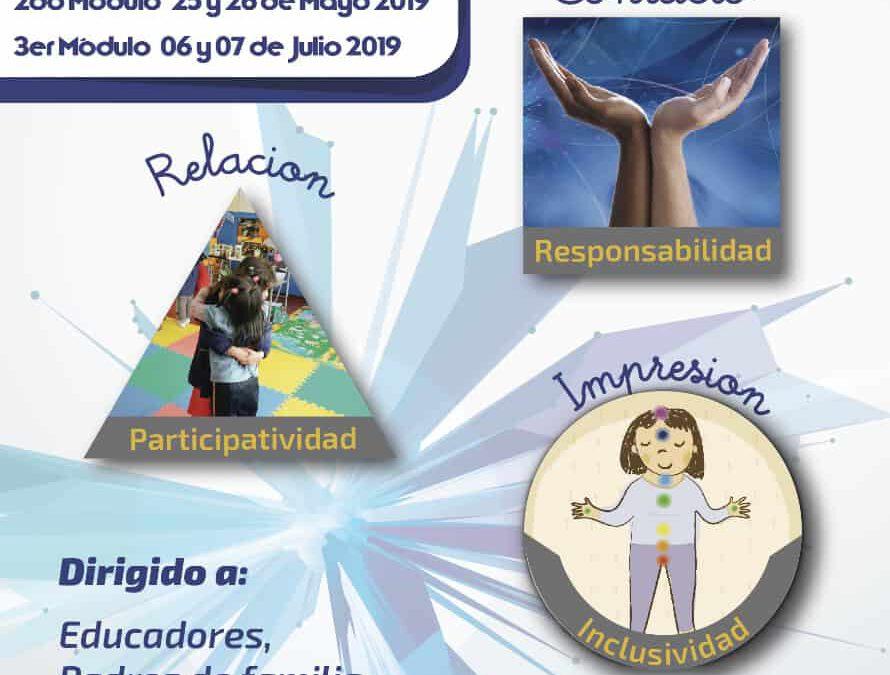 """Inicio Ciclo formativo """"Educación, Manos y Conciencia"""" – Lima – Inicio 16 y 17 de Marzo 2019"""