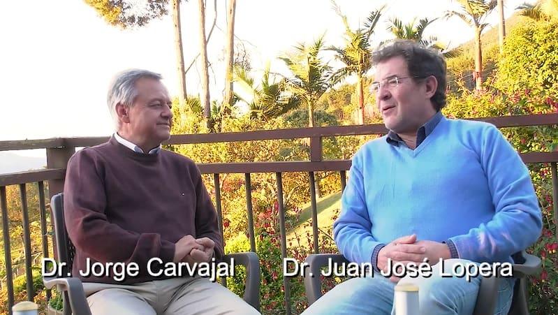 Primera entrega entrevista realizada al Dr. Jorge Carvajal, por el Dr. Juan José Lopera (presidente de la A.I.S.)