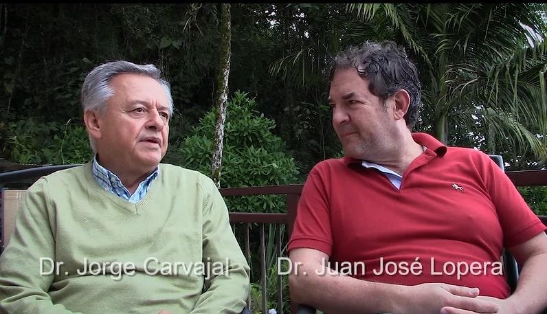 Tercera entrega entrevista realizada al Dr. Jorge Carvajal, por el Dr. Juan José Lopera (presidente de la A.I.S.)