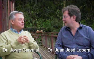 Cuarta Entrega entrevista realizada al Dr. Jorge Carvajal, por el Dr. Juan José Lopera (Presidente de la A.I.S.)