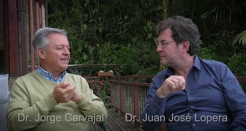 Quinta Entrega entrevista realizada al Dr. Jorge Carvajal, por el Dr. Juan José Lopera (Presidente de la A.I.S.)