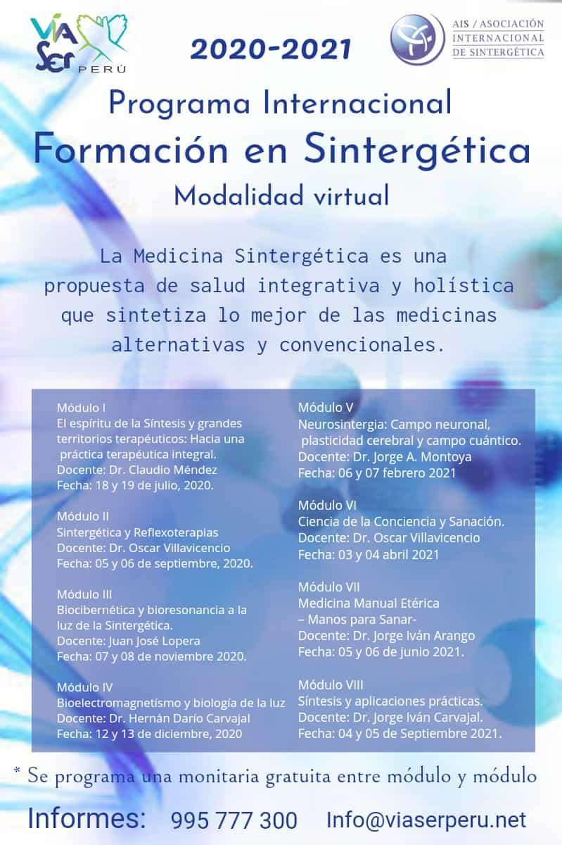 Sintergetica Peru