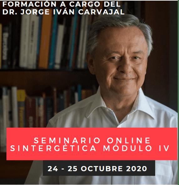 SIntergetica IV Medellin Jorge Carvajal