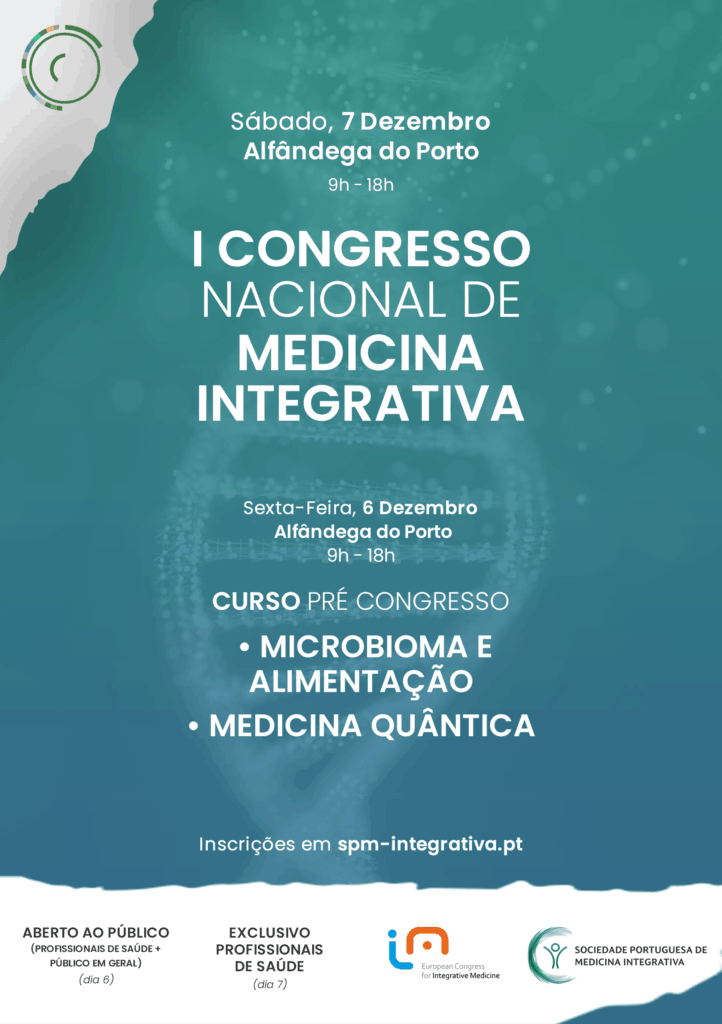 1º Congresso Nacional de Medicina Integrativa Oporto