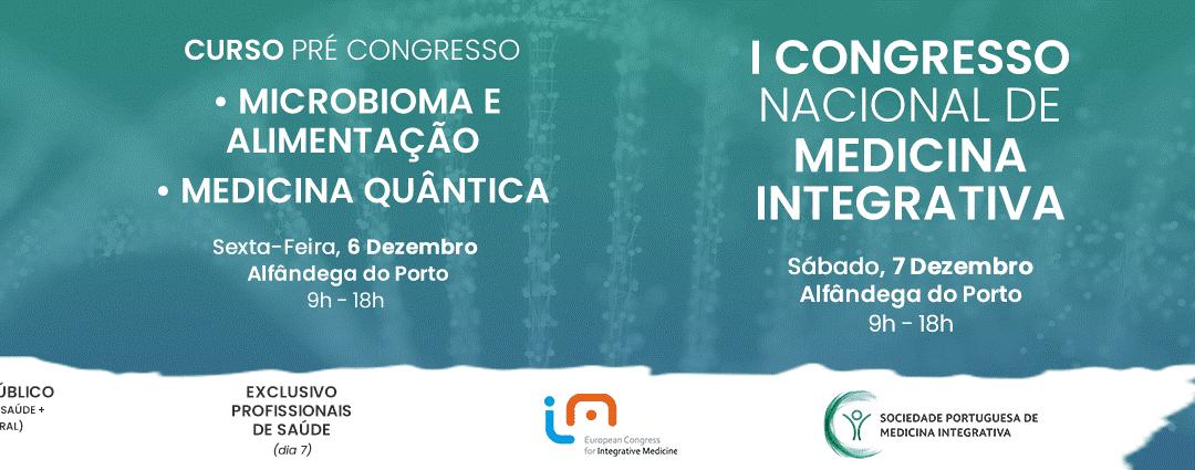 A.I.S., apoyo institucional en el 1º Congresso Nacional de Medicina Integrativa – Oporto (Portugal)