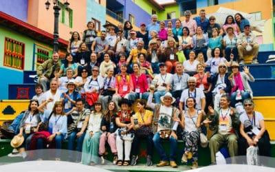 Experiencias Vividas Caravana De La Paz Colombia