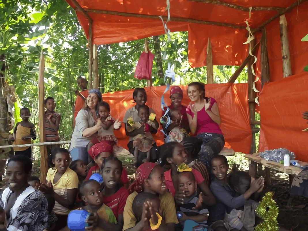 Proyeccion Social AIS Etiopia
