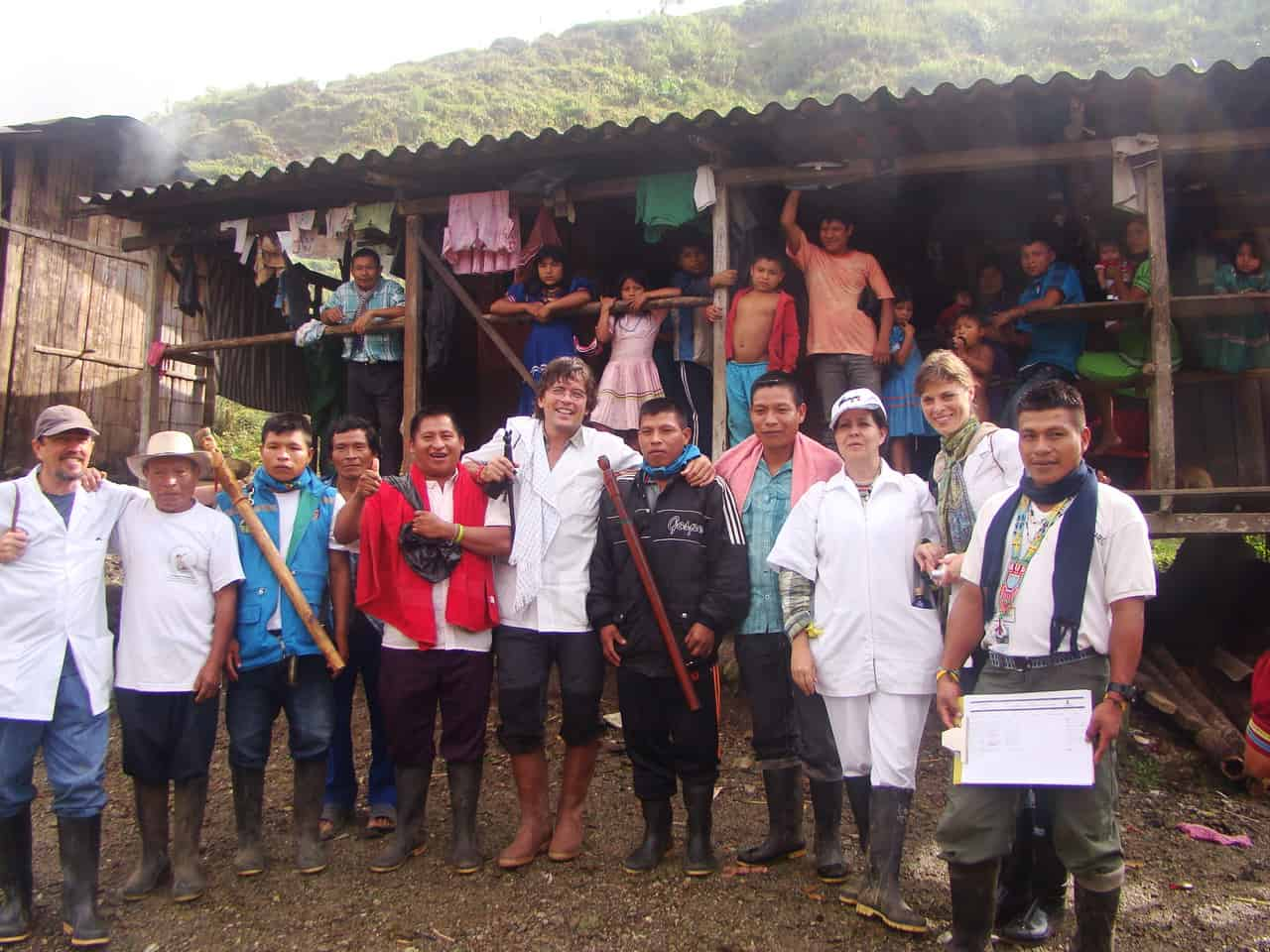 Proyeccion Social Colombia 2