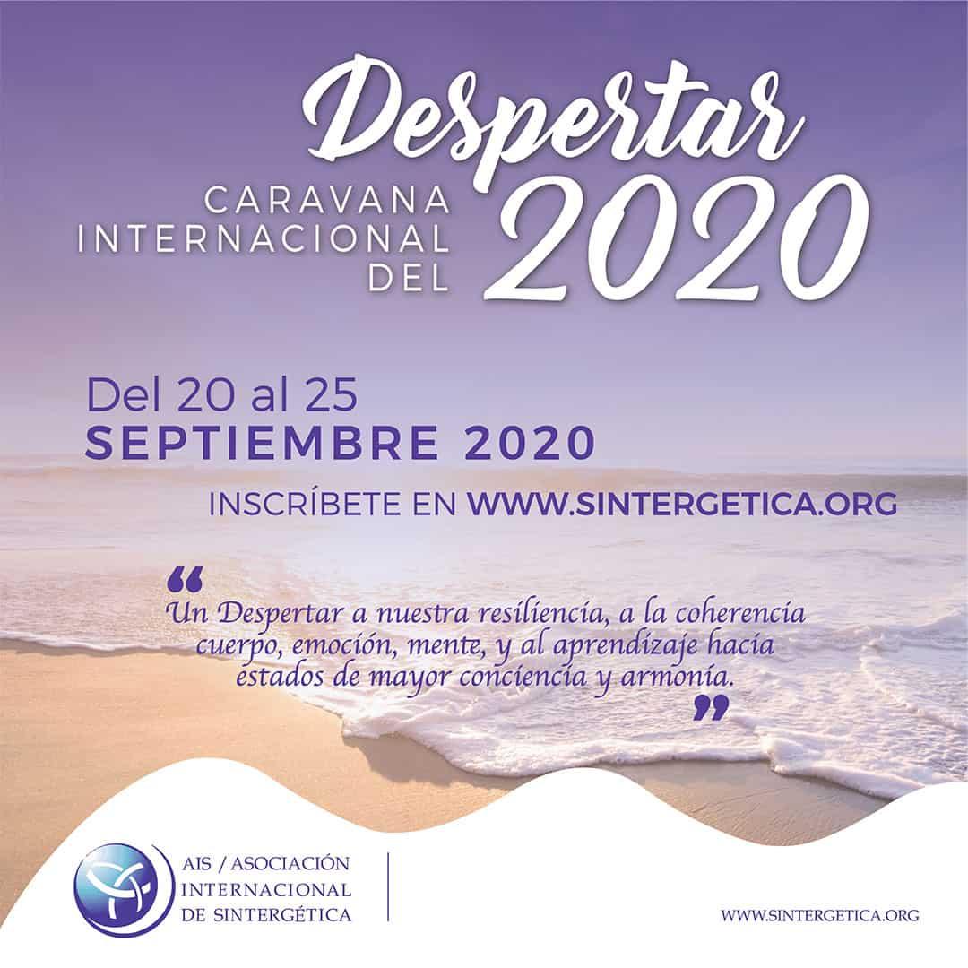 CARAVANA INTERNACIONAL ONLINE DEL DESPERTAR