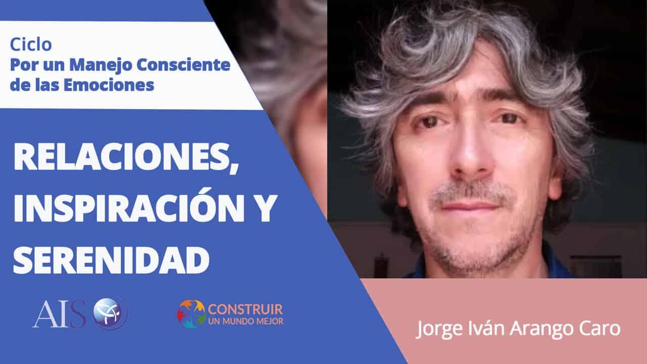 Conferencia Meditacion Jorge Arango