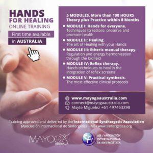 Hands for Healing Australia