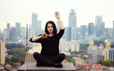 La gente extremadamente ocupada aprende a meditar
