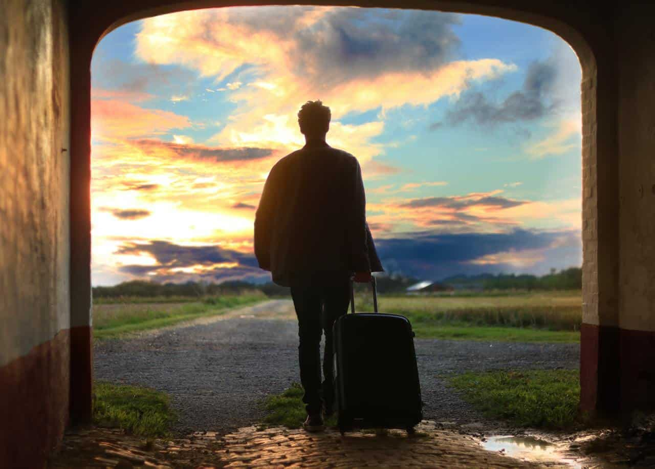 El viaje de regreso