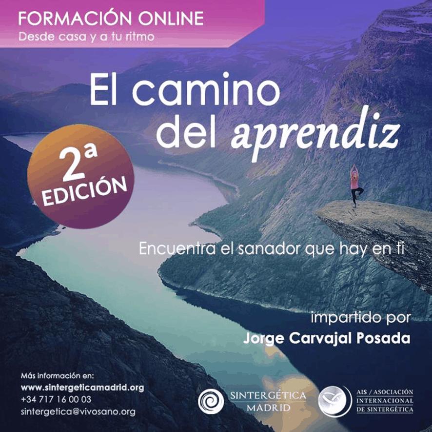"""""""El Camino del Aprendiz"""" Encuentra el sanador que hay en ti (2ª edición)  Curso Online"""
